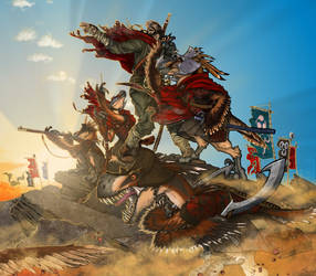 D-Men05 - Conquest of the Regency of Persia by Snoeplau