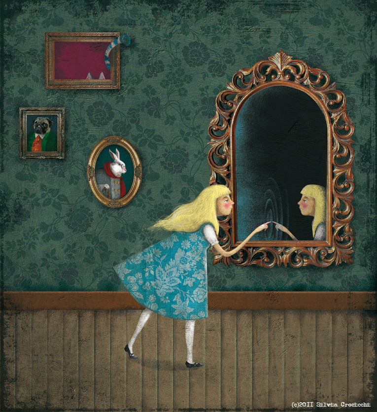 Attraverso lo specchio through the looking glass by - Alice attraverso lo specchio kickass ...