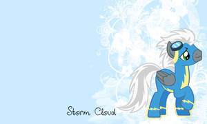 Storm Cloud Wonderbolt by KelseySparrow67