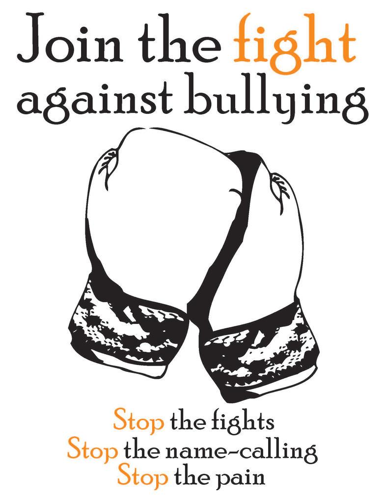 Stop Bullying by KelseySparrow67
