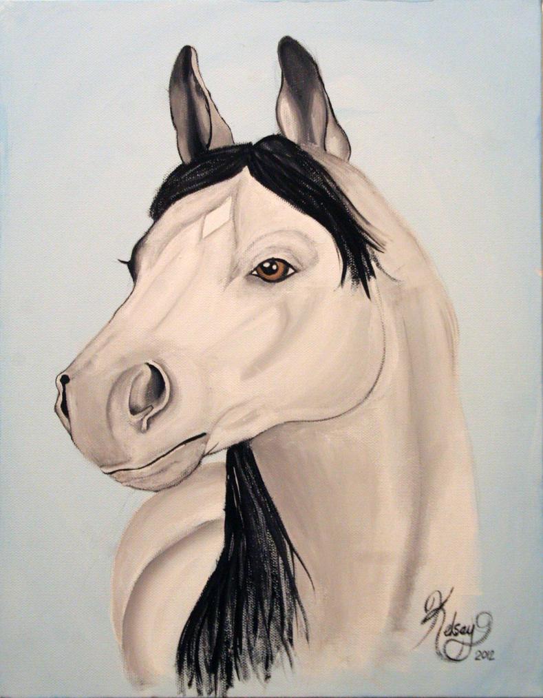 Horse Profile by KelseySparrow67