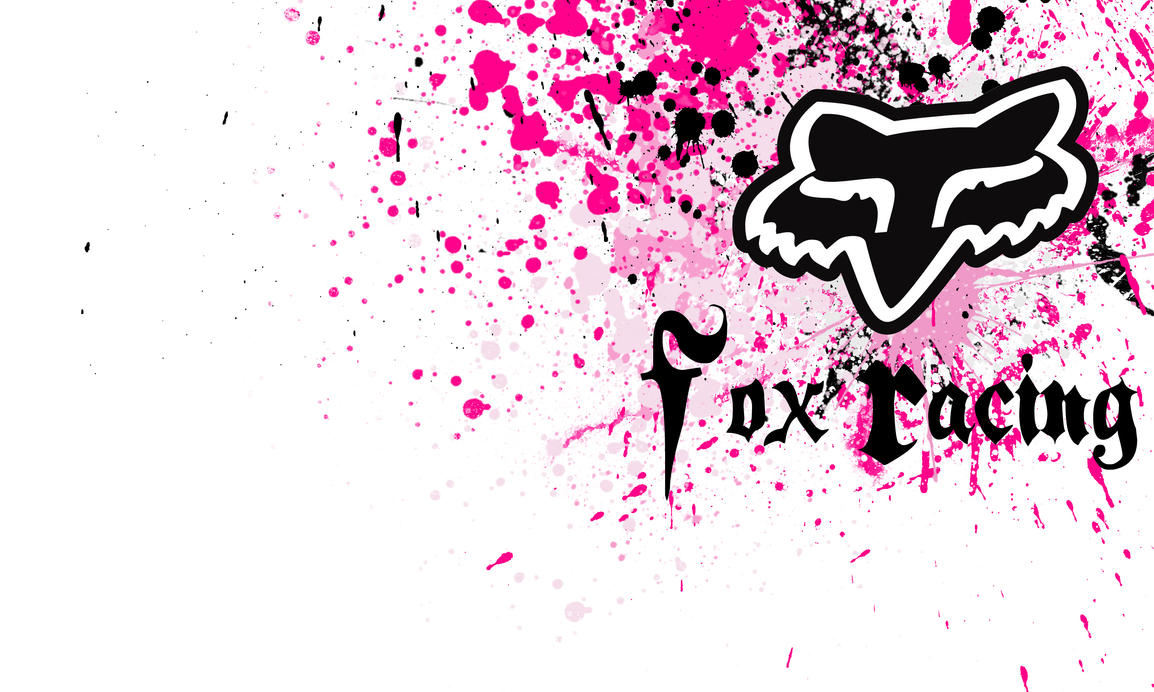 Fox Racing Pink By KelseySparrow67