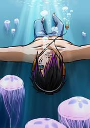 Floating dream