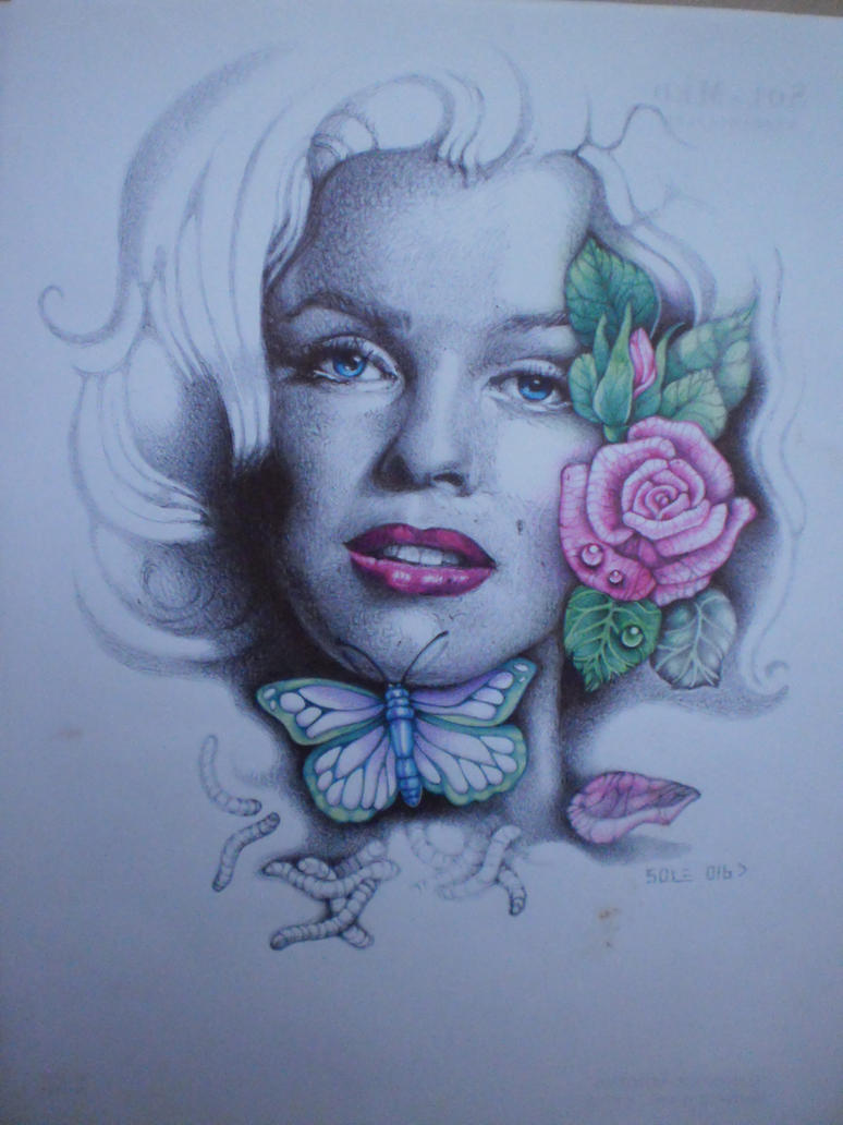 MARILYN   (ephemeral light pink flower and beaut) by solecancinos