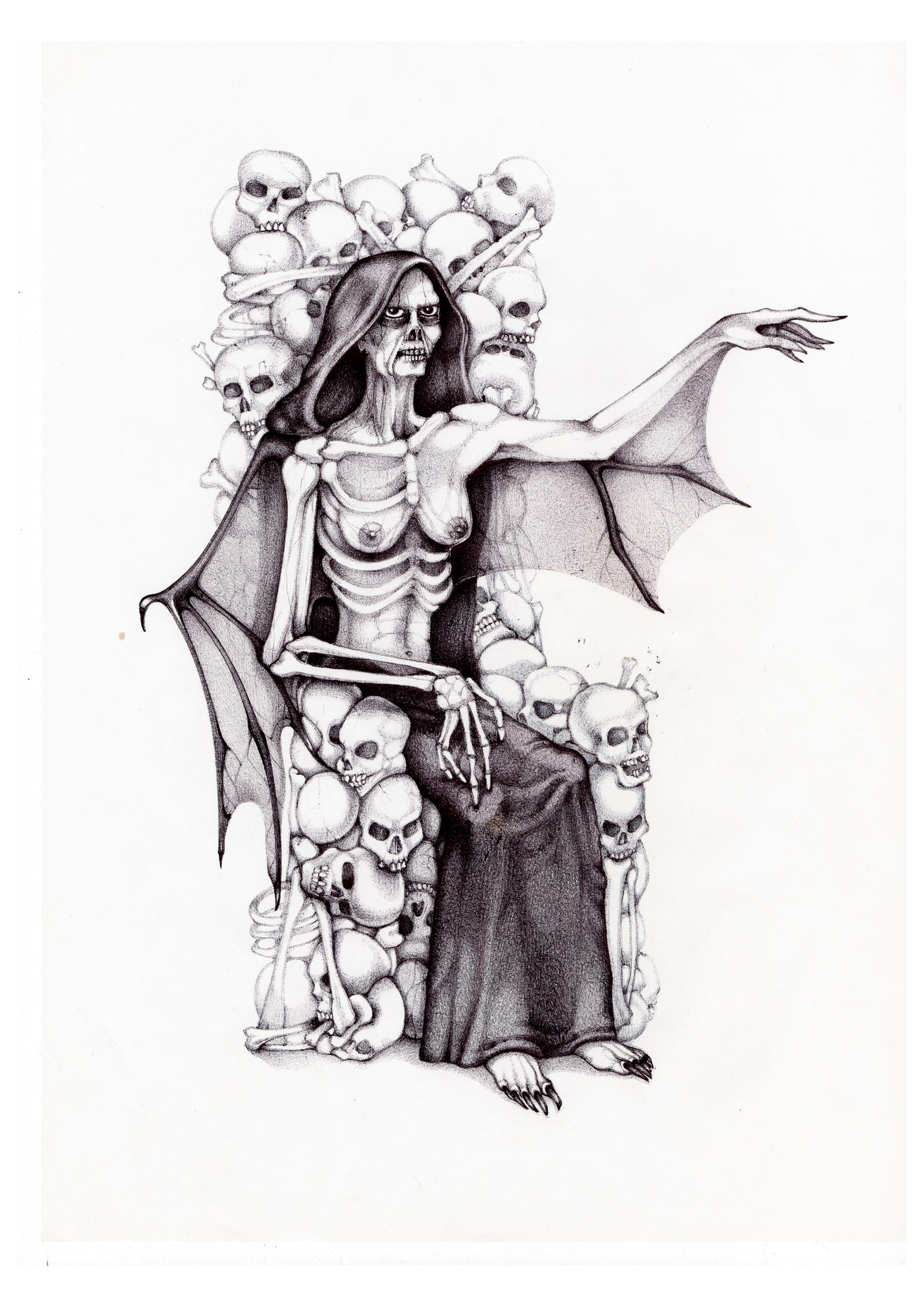 Ereshkigal (book: unholy goddesses of the darkside by solecancinos