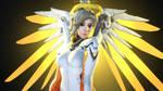 Angelic Mercy - Overwatch