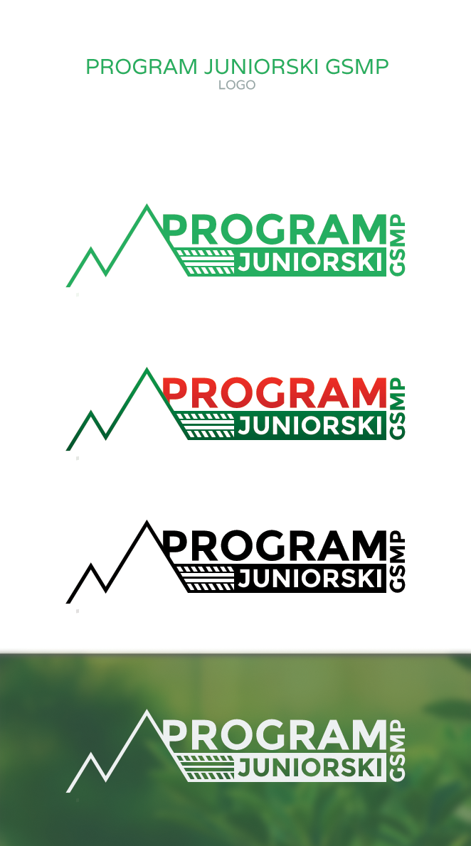 Program Juniorski GSMP - Logo by kumalg96