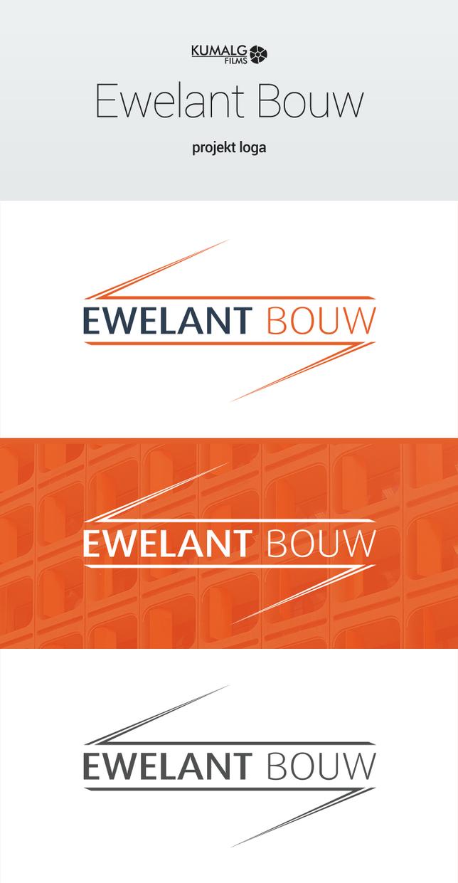 Ewelant Bouw - Logo by kumalg96