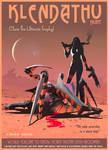 Travel Poster - Klendathu (Starship Troopers)
