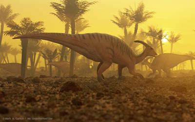 Parasaurolophus Walkeri - V2