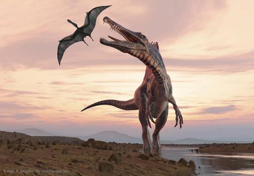 Spinosaurus - V3