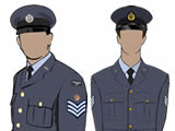 Male Adult Senior NCO No1 Uniform by aircadetresource