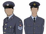 Male Adult Senior NCO No1 Uniform by aircadetresource