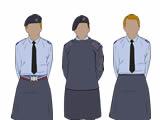 Female Adult Senior NCO No2 Uniform by aircadetresource