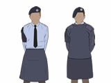 Female Cadet No2 Uniform by aircadetresource