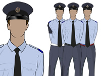 Various No2 shirtsleeve Uniform with SD Hat by aircadetresource