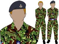 Air Cadet No.3 Combat Uniform by aircadetresource
