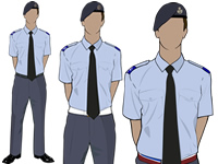 Air Cadet shortsleeve No.2 Uniform by aircadetresource