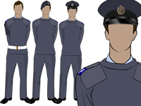 Air Cadet Uniform Male by aircadetresource