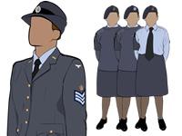 Various Female Air Cadet Uniform by aircadetresource