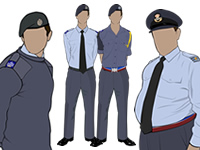 Various Male Air Cadet Uniform by aircadetresource