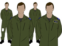 Air Cadet Flyuing Suit by aircadetresource