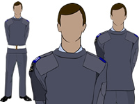 Air Cadet Male Wedgwood No.2 Uniform by aircadetresource