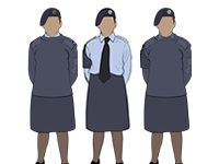 Female Air Cadets No.2 Uniform by aircadetresource