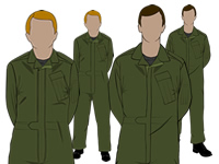 Air Cadet Coveralls by aircadetresource