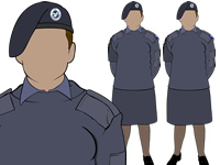 Air Cadet no.2 uniform by aircadetresource