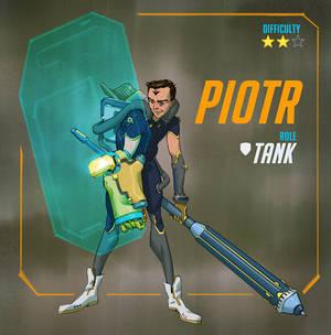 Piotr the Tank