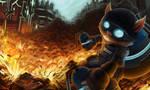 Riot Ziggs Splash Art
