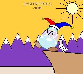 Easter Fool's 2018 by oO-Evan-Oo