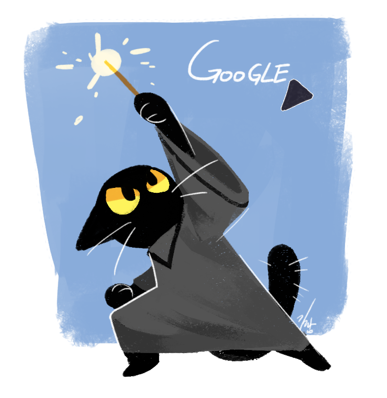 google doodle halloween game by ganym0 on deviantart google doodle halloween game by ganym0