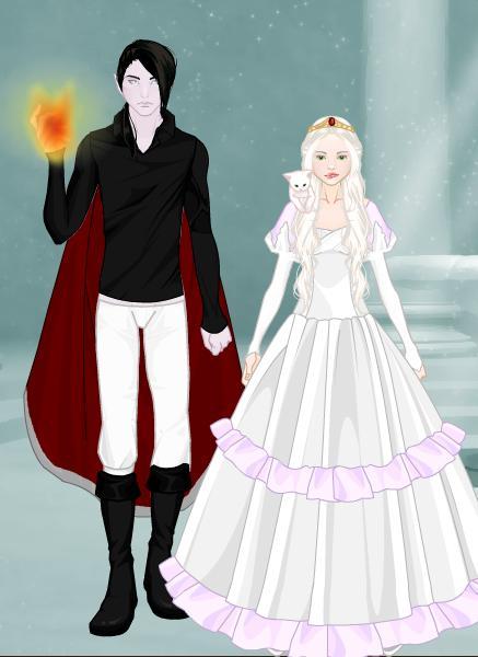 Zander and Aida by FernandaHorvejkul on DeviantArt Zander Ascension