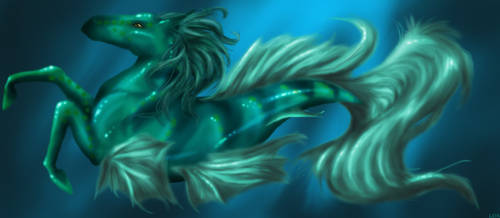 Hippocampus by Follyfoot