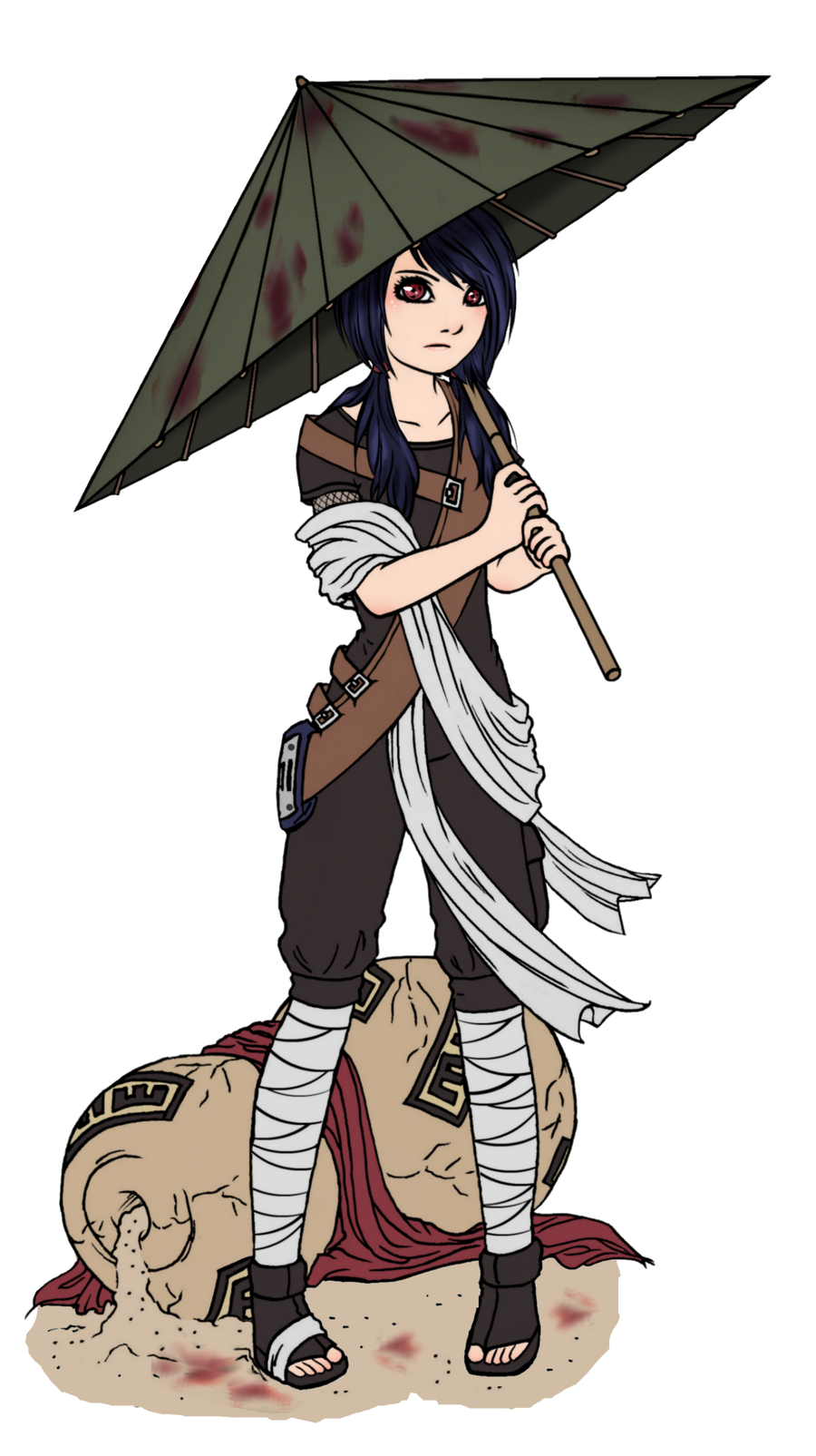 Contest narutooc by cuine on deviantart for Cuine