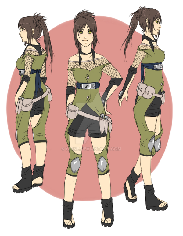 Contest Entry OC Outfit Desing by Cuine on DeviantArt