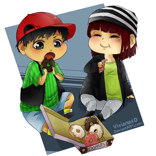 Commissionchibi 1 by cuine on deviantart for Cuine
