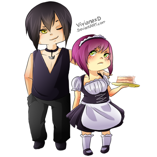 Commissionchibi 22 by cuine on deviantart for Cuine