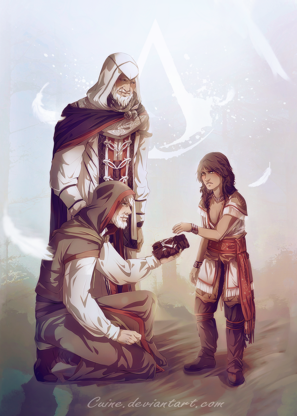 A new legacy by cuine on deviantart for Cuine