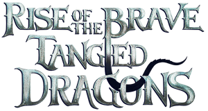 Rise of the Tangled Brave Dragons - Logo