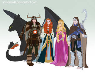 Lords of kingdoms