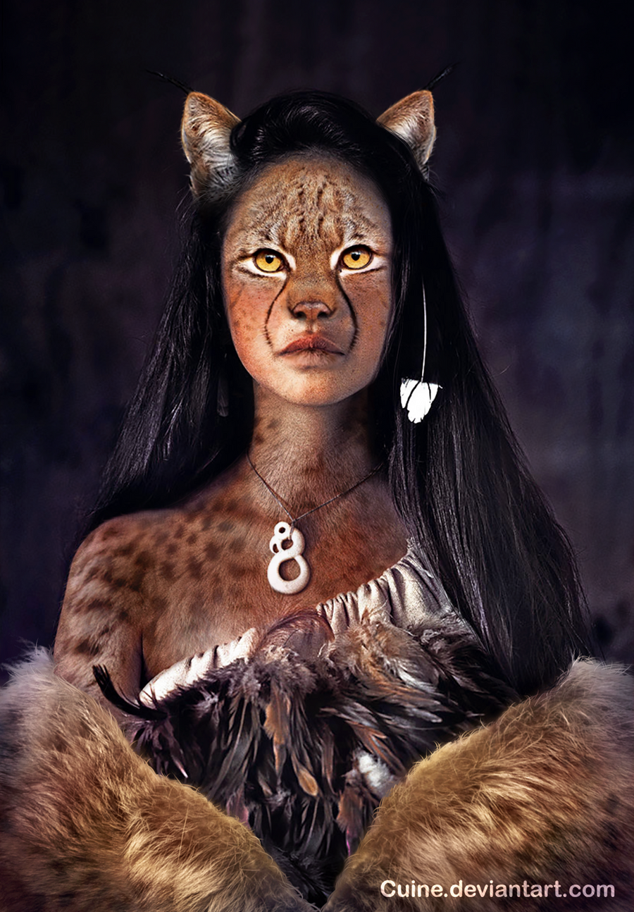 Lince by cuine on deviantart for Cuine