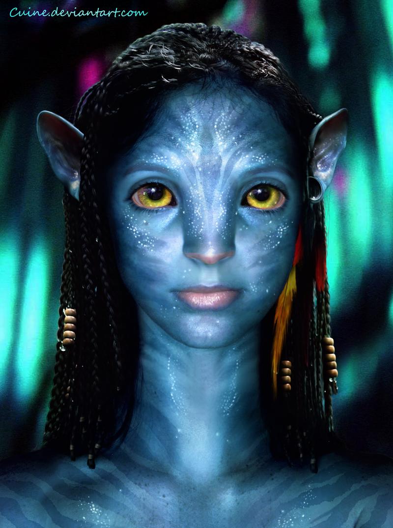 Sassy Dragon - Navi Girl form by SassyDragon18 on DeviantArt