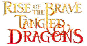 Rise of the Tangled Brave Dragons - Logo 2