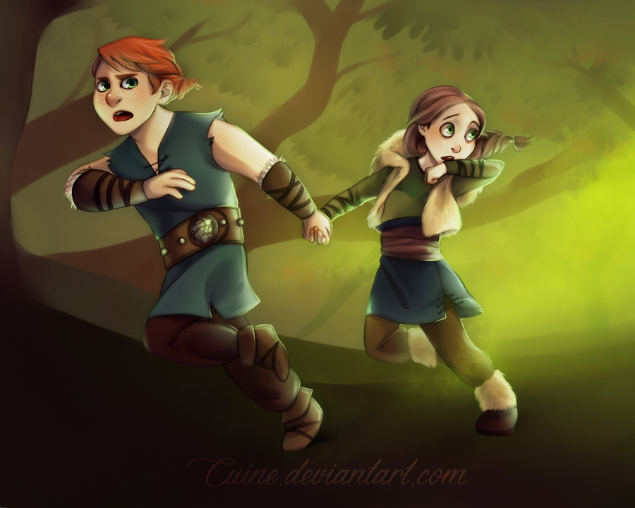 Cm keep running by cuine on deviantart for Cuine