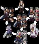Hexafusion - Boys Anime
