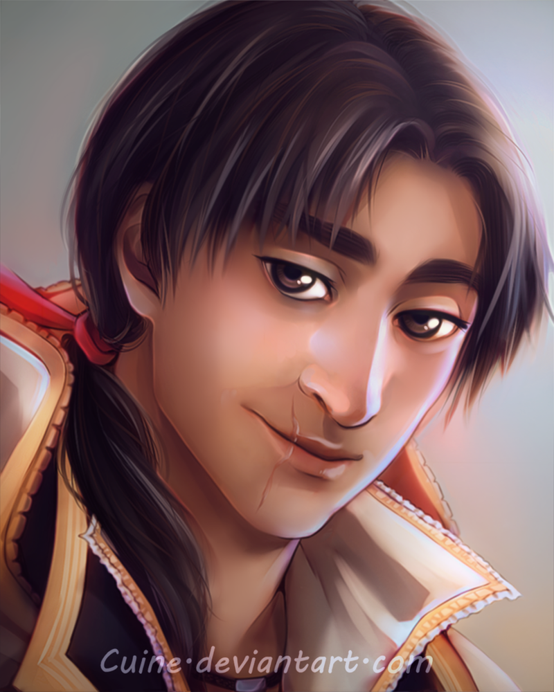 Ezio by cuine on deviantart for Cuine