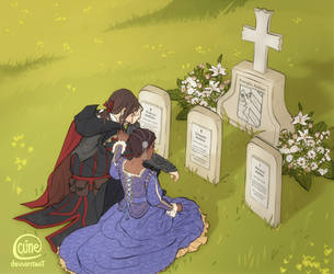 Rest in Peace by Cuine